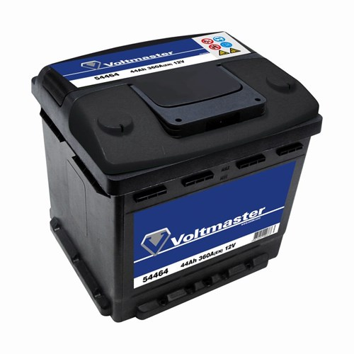 AKUMULATOR VOLTMASTER 12V-44AH 360A P+