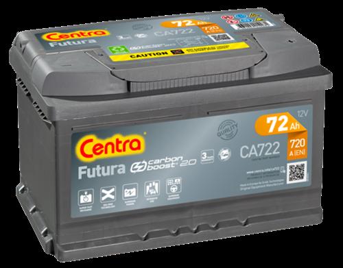 Akumulator CENTRA CA722