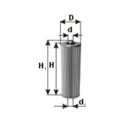 Filtr oleju PZL SĘDZISZÓW 25002150X