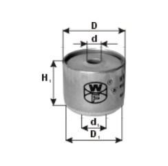 Filtr paliwa PZL SĘDZISZÓW WP403X